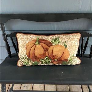 Envogue Pumpkin pillow